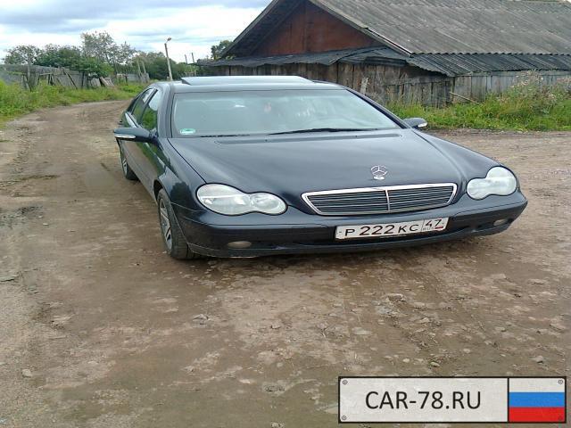Mercedes-Benz C-class Ленинградская область
