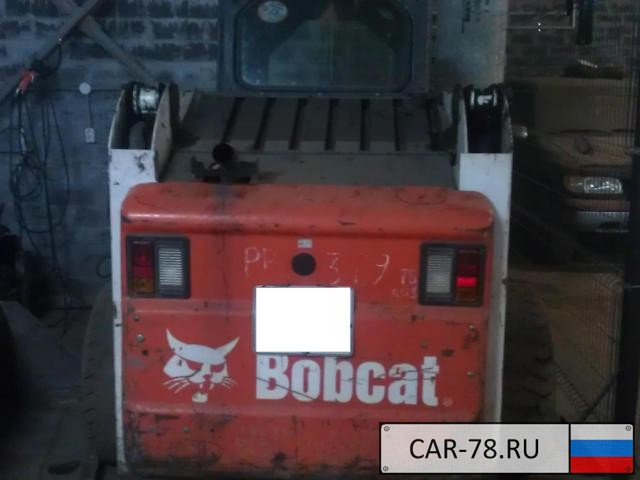 Bobcat S300 Санкт-Петербург