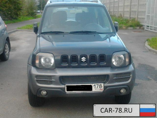 Suzuki Jimny Санкт-Петербург