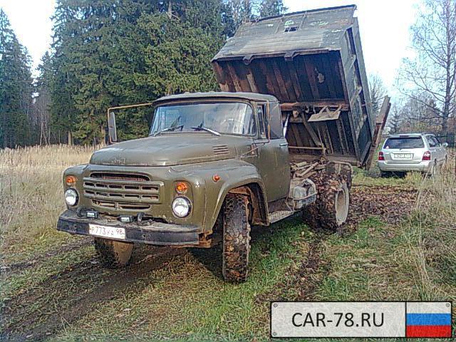 ЗИЛ 130 Санкт-Петербург