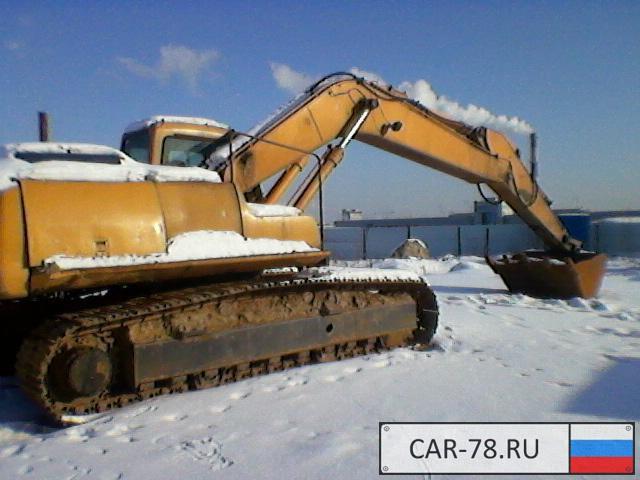 Hyundai Robex 290LC-7 Санкт-Петербург