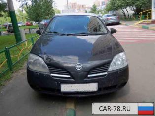 Nissan Primera Москва