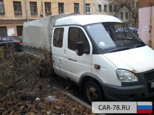 ГАЗ 3302 Санкт-Петербург