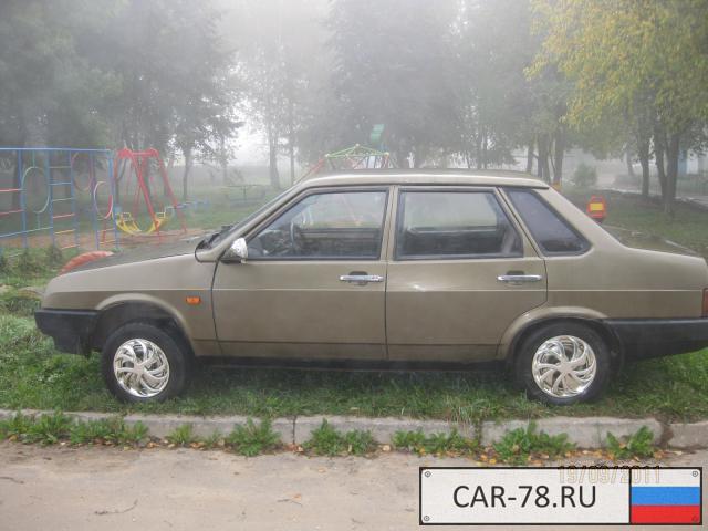 ВАЗ 21099 Тверская область