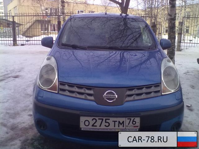 Nissan Note Ярославль