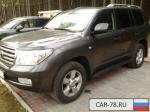 Toyota Mega Cruiser Санкт-Петербург