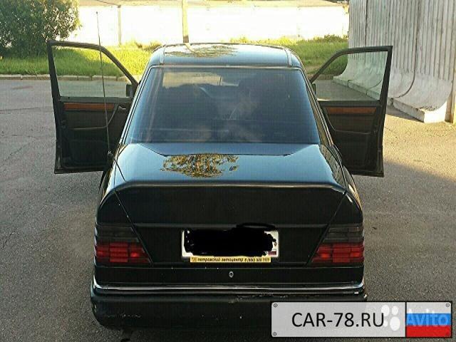 Mercedes-Benz E-class Владикавказ