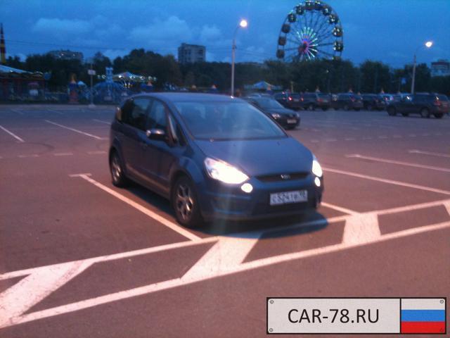 Ford S-MAX Санкт-Петербург