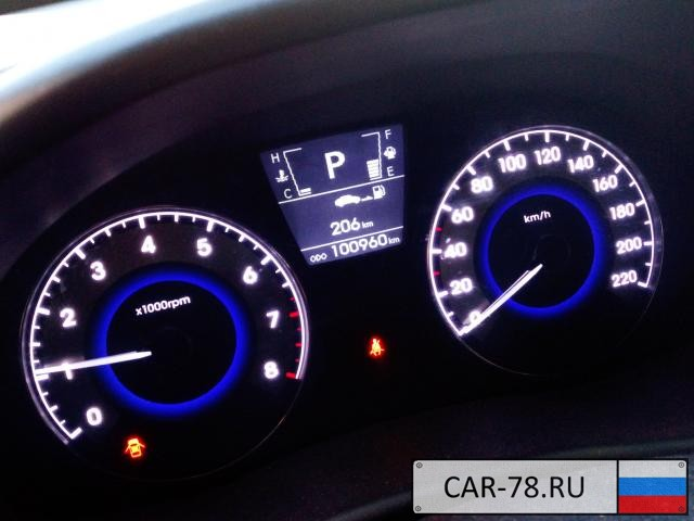 Hyundai Solaris Санкт-Петербург