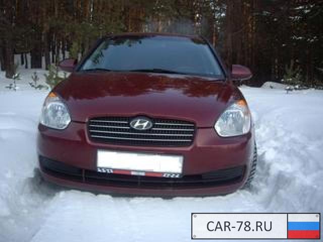 Hyundai Verna Челябинская область