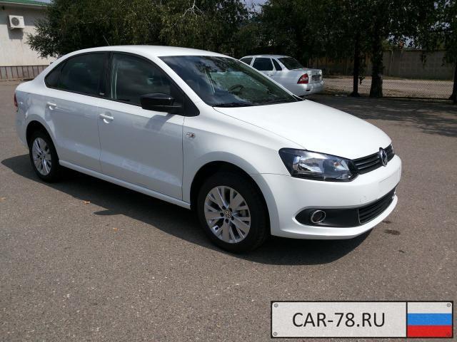 Volkswagen Polo Нижний Новгород