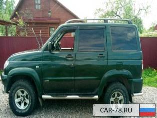 УАЗ Patriot 3163 Санкт-Петербург