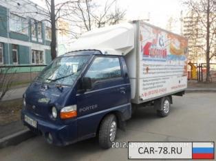 Hyundai Porter Санкт-Петербург