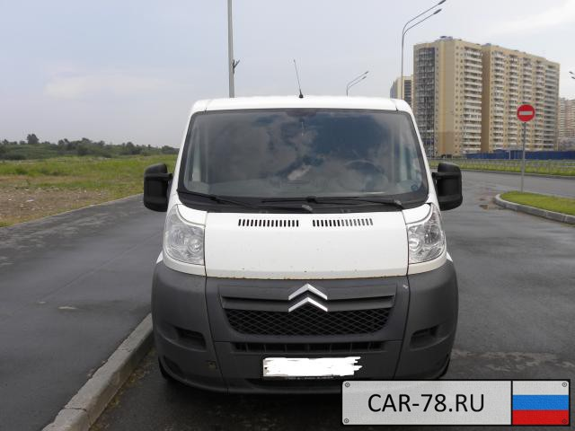 Citroen Jumper Санкт-Петербург