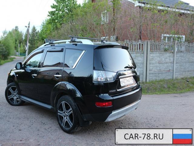 Mitsubishi Outlander Санкт-Петербург
