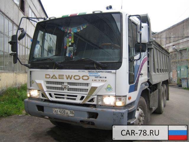Daewoo Ultra Санкт-Петербург