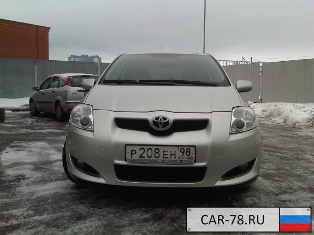 Toyota Auris Санкт-Петербург