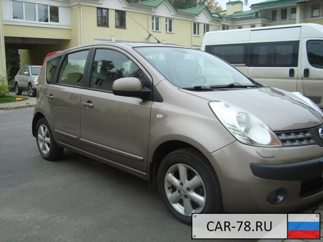 Nissan Note Санкт-Петербург