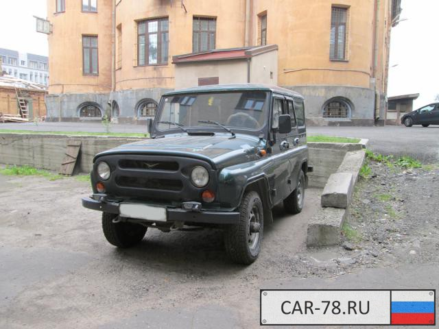 УАЗ Hunter 31519 Санкт-Петербург