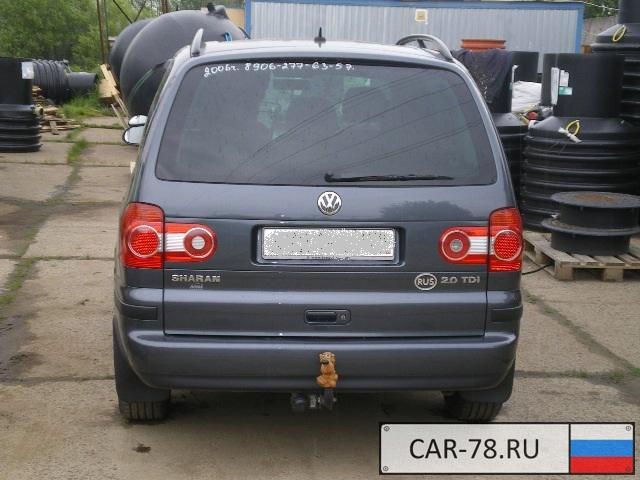 Volkswagen Sharan Санкт-Петербург