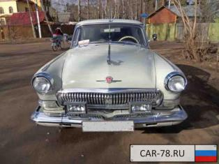 ГАЗ 21 Москва