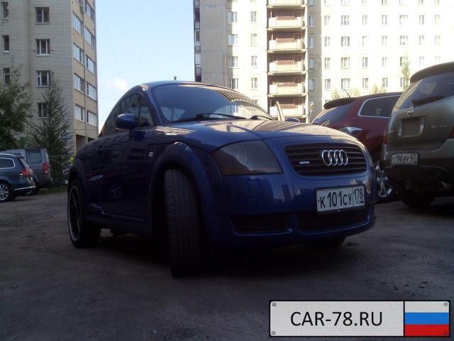 Audi TT Санкт-Петербург