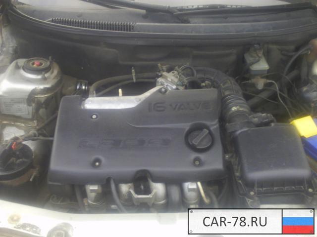 Фото №2 - ВАЗ 2110 16 клапанов двигатель 1 5 датчик детонации