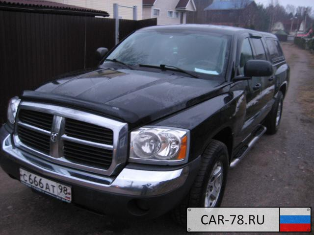 Dodge Dakota Санкт-Петербург