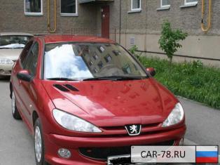 Peugeot 206 Санкт-Петербург