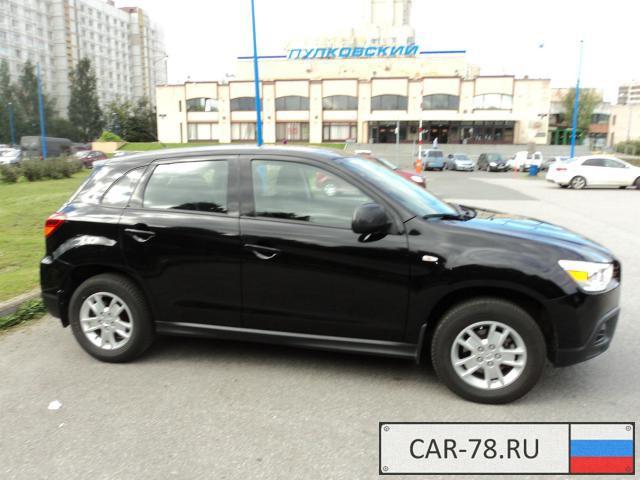Mitsubishi ASX Санкт-Петербург