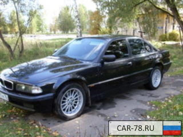 BMW 7 Series Ярославская область