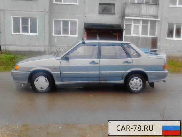 ВАЗ 2115 Ленинградская область