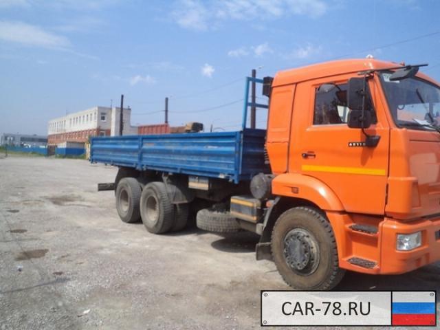 Камаз 65115С Санкт-Петербург