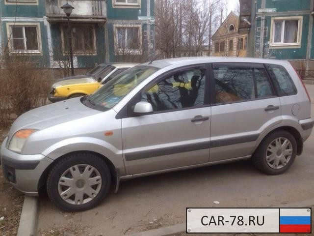 Ford Fusion Санкт-Петербург