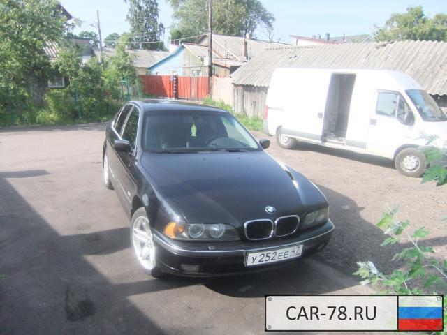 BMW 5 Series Ленинградская область