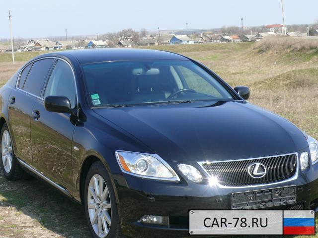Lexus GS Санкт-Петербург