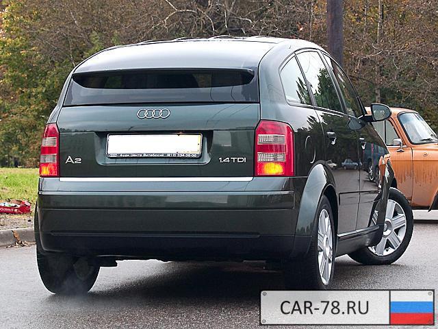 Audi A2 Санкт-Петербург