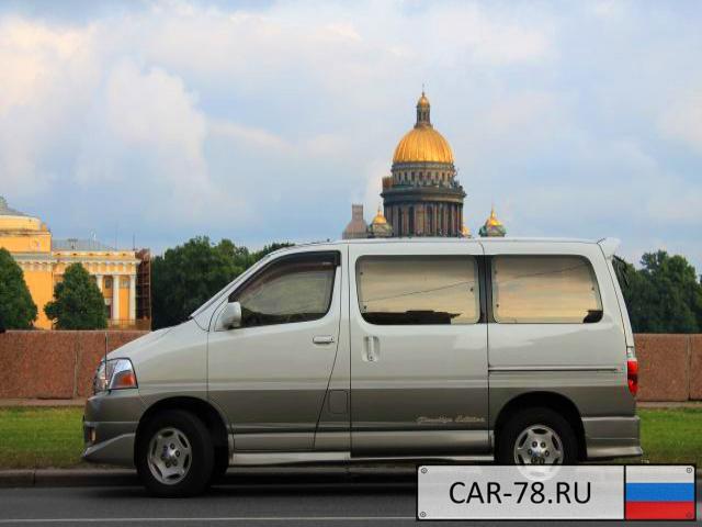 Toyota HiAce Санкт-Петербург