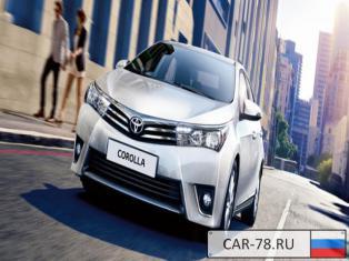 Toyota Corolla Уфа