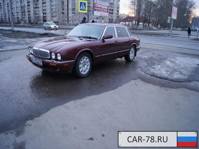 Jaguar XJ Санкт-Петербург