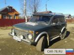 ВАЗ 2121 (Нива) 4x4 Иваново