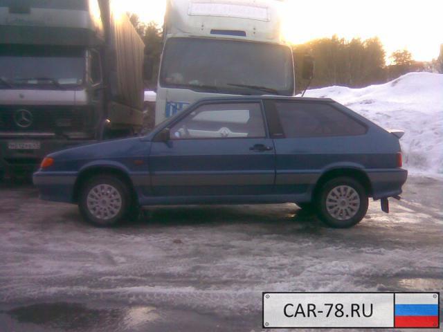 ВАЗ 2113 Ленинградская область