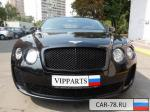 Bentley Continental GT Supersports Москва