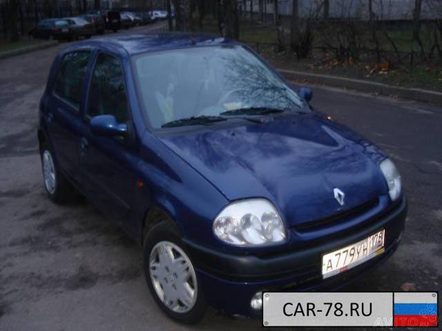 Renault Clio Санкт-Петербург