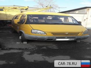 ГАЗ 3221 Московская область