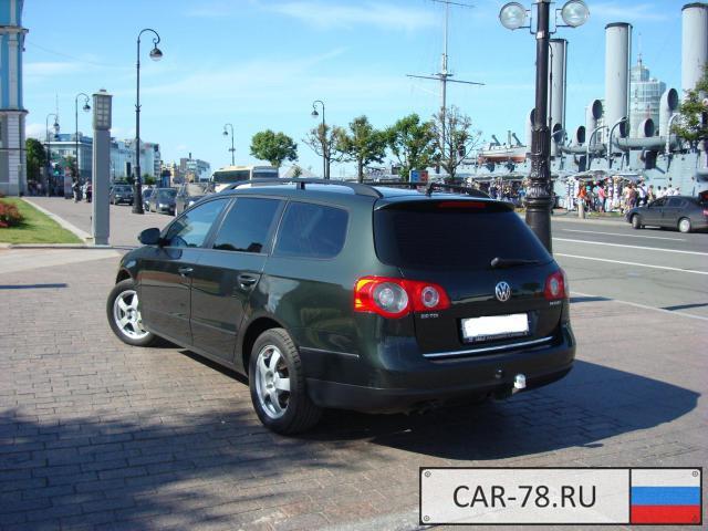 Volkswagen Passat Санкт-Петербург