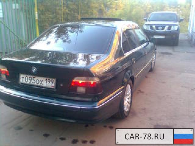 BMW 5 Series Москва