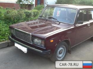 ВАЗ 2107 Ленинградская область