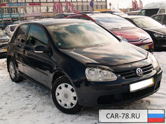 Volkswagen Golf Санкт-Петербург