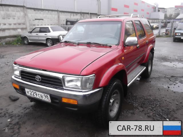 Toyota Hilux Санкт-Петербург